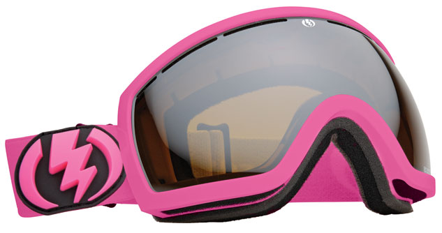 Electric B4BC Snowboard Goggles