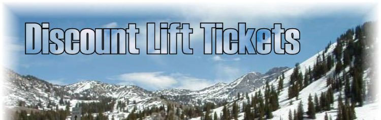 Discount Lift Tickets