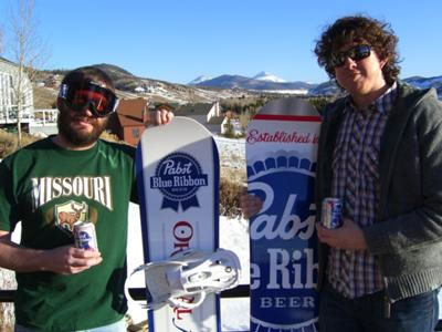 PBR and Snowboarding